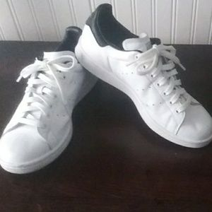 Adidas Stan Smith Leather Sneakers!